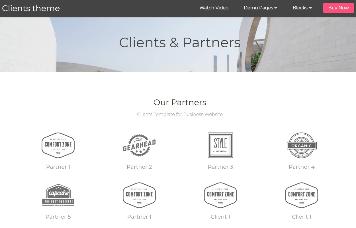Practical Clients and Partners