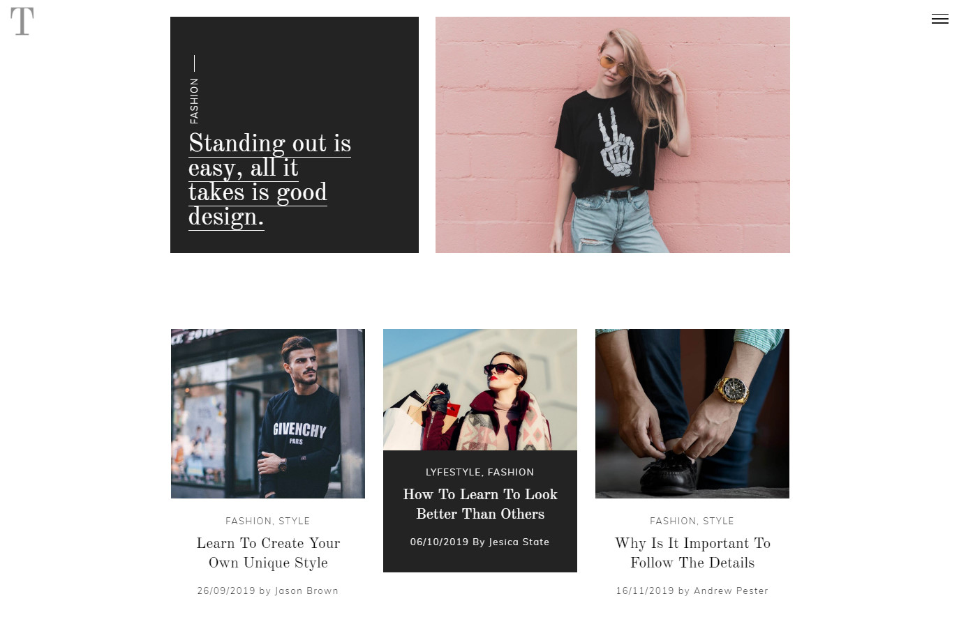 bootstrap layout templates