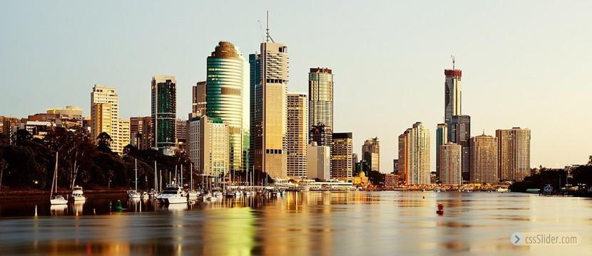 Amazing cityscape