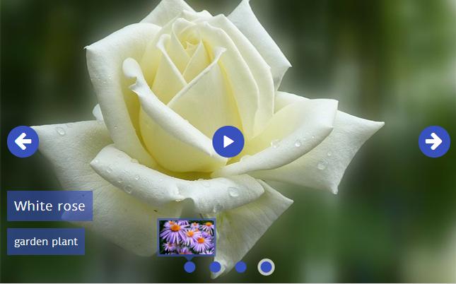 Image Slider css  slideshow