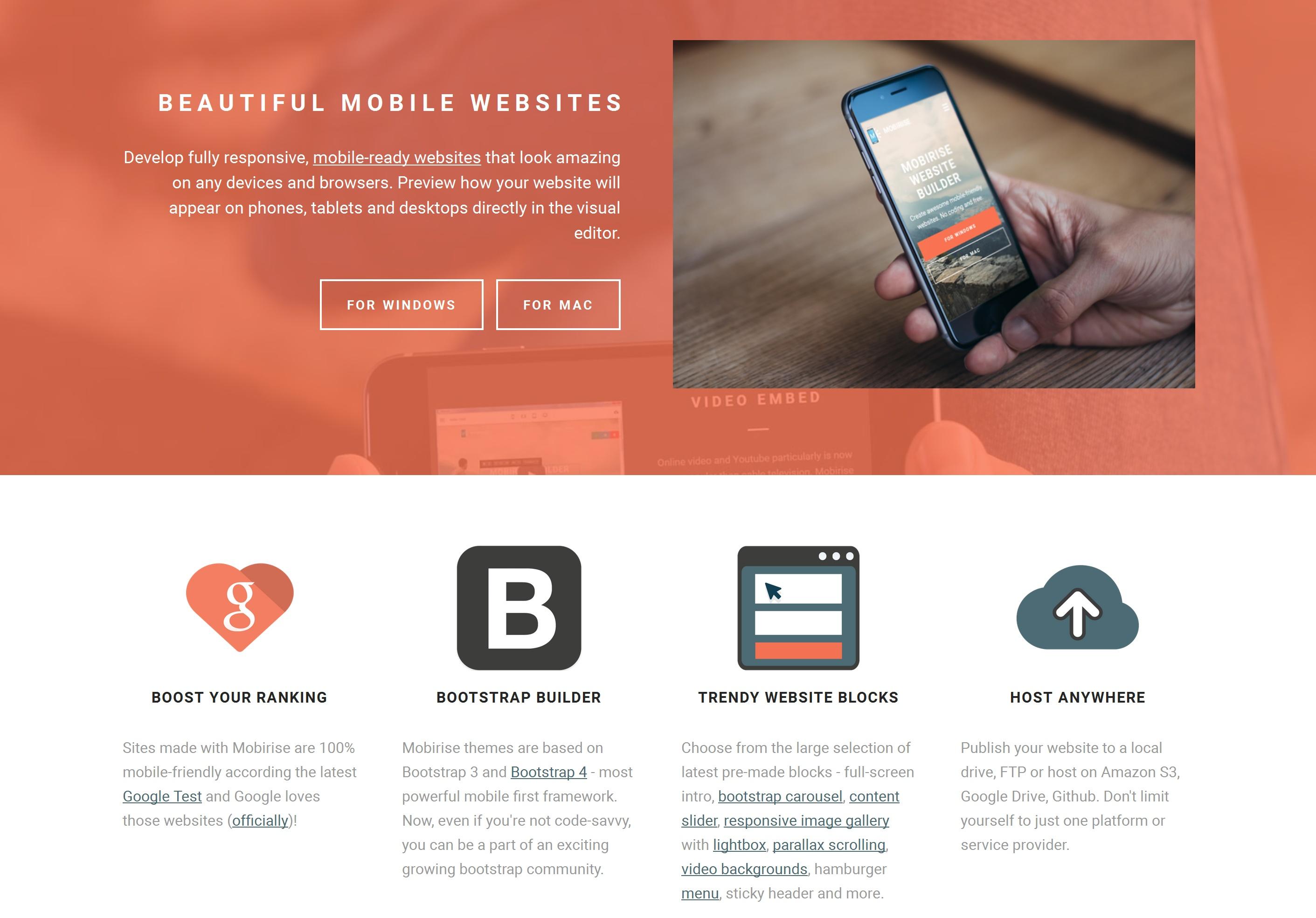 Best Mobile Website Maker Software