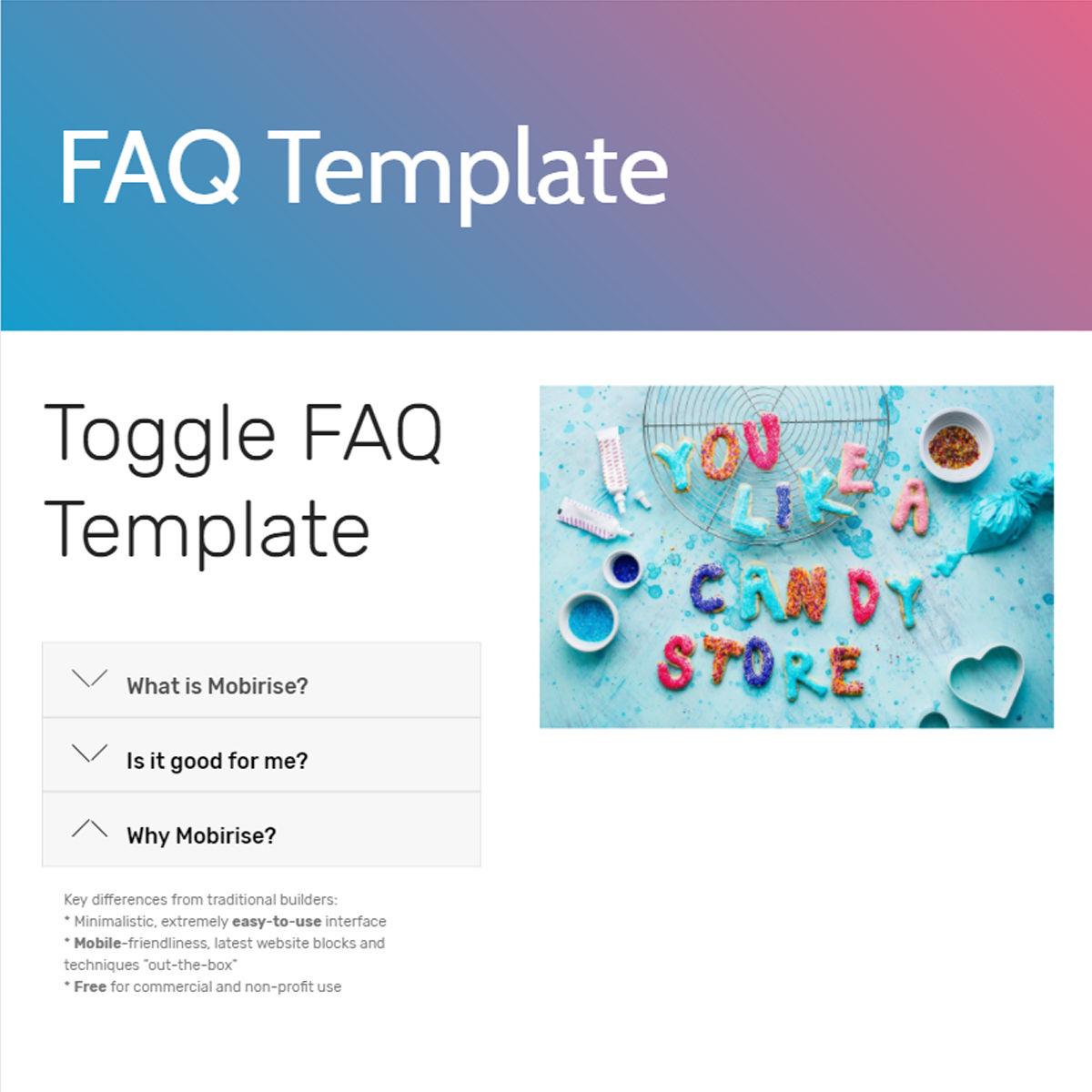 CSS3 Bootstrap  FAQ  Themes