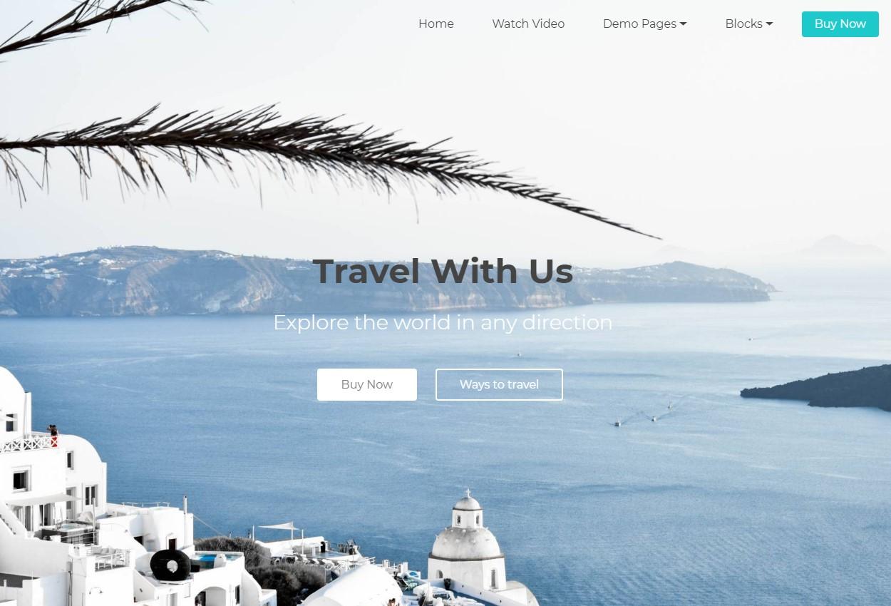 Creative Travel Agency