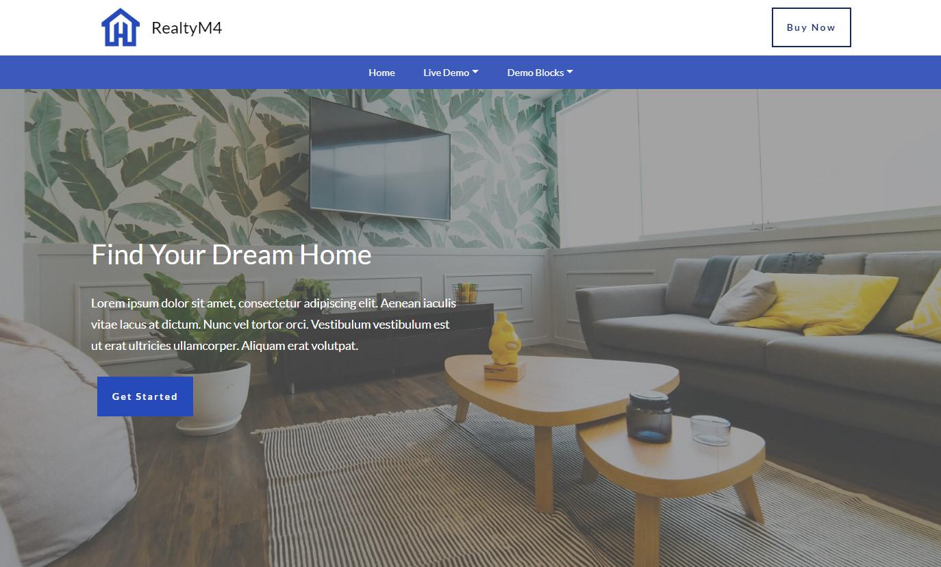 Bootstrap Website Builder