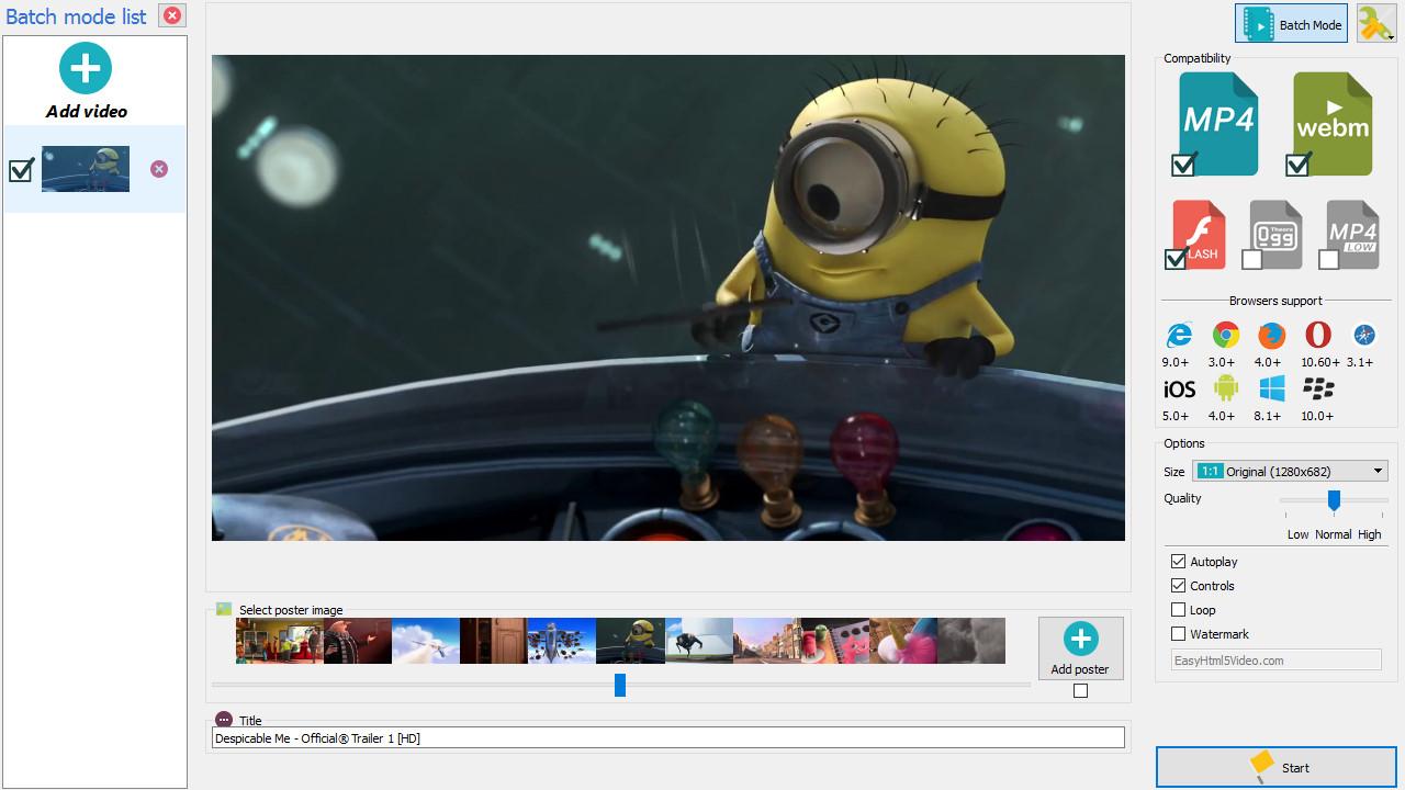 video autoplay